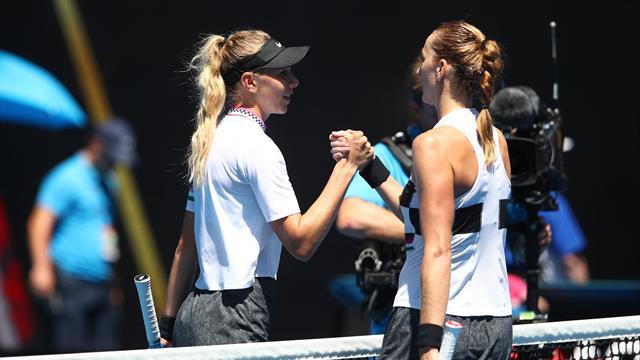 Maria Sharapova refuses to let Australian Open exit dent Slam dreams