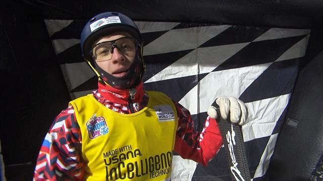 Maxim Burov tops qualifying in Lake Placid aerials