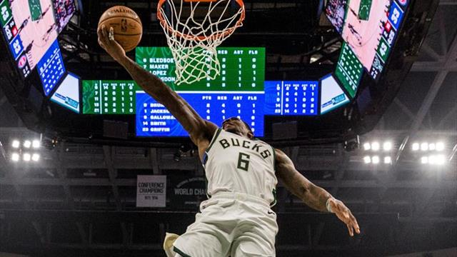 108-118. Bledsoe dirige el ataque de los Bucks que se imponen a los Magic