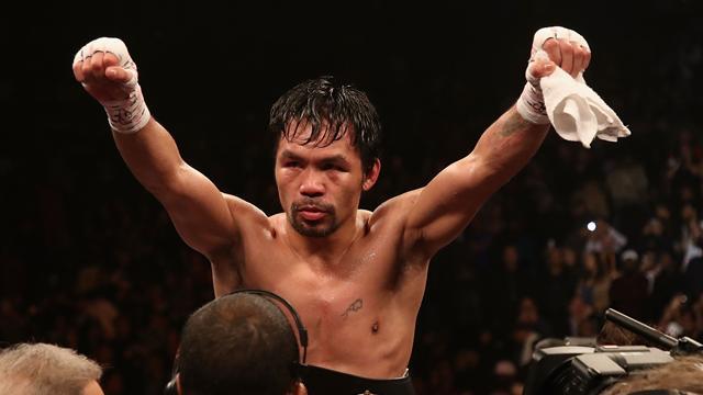 Pacquiao défie le temps et Thurman pour la couronne WBA