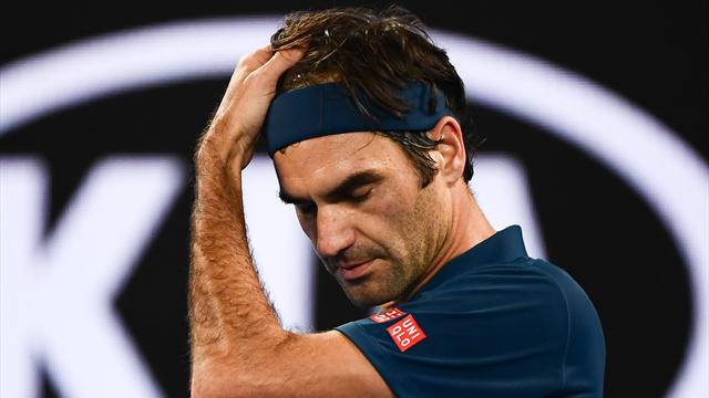 Tennis Legends: Federer was right, players shouldn't be allowed massages for tiredness