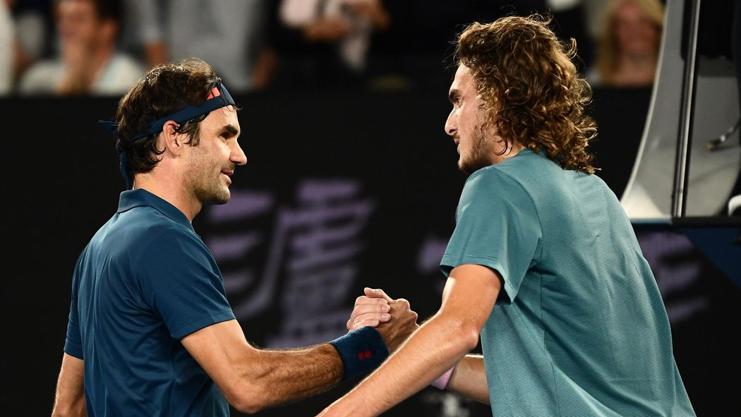 Tennis news - Roger Federer vs Stefanos Tsitsipas: A fitting final