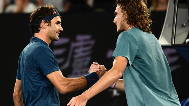 De l'audace et un mental de fer : Comment Tsitsipas a déboulonné Federer