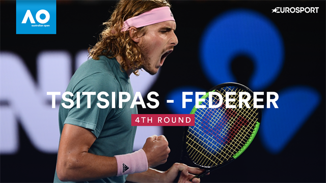 Highlights - Tsitsipas stuns Federer in match of the highest quality