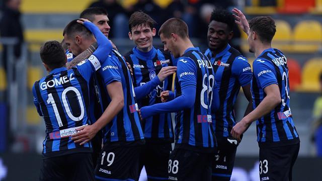 Zapata è devastante, l'Atalanta distrugge il Frosinone: allo Stirpe è 0-5