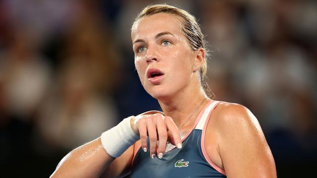 Ни одна русская теннисистка не пробилась в третий круг US Open. Это повторение результата Уимблдона