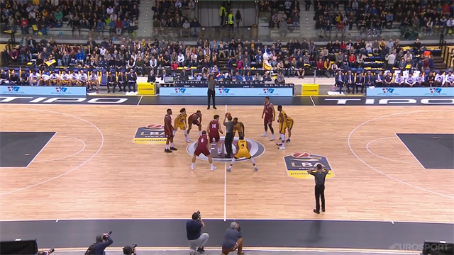 Highlights: Fiat Torino-Umana Reyer Venezia 66-73