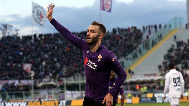 Pezzella salva la Fiorentina al 93'! 3-3 con la Samp, doppiette per Quagliarella e Muriel