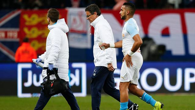 Payet absent trois semaines