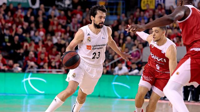 Liga ACB, Manresa-Real Madrid: A la estela del líder (78-83)