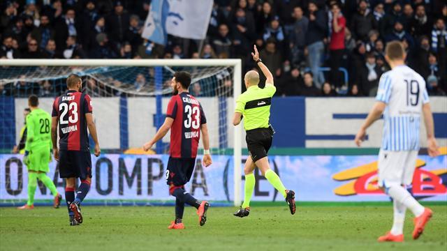 La moviola della 20a giornata: Gaston Ramirez graziato, giusto annullare il gol a Antenucci