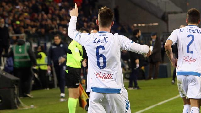 Le pagelle di Cagliari-Empoli 2-2: brillano Zajc e Pavoletti, serata no per Veseli e Joao Pedro