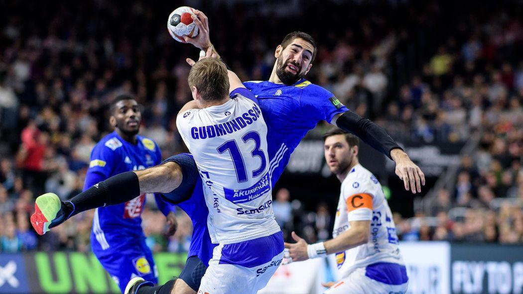 Handball Wm Frankreich Nach Sieg Gegen Island Auf Kurs Wm 2019