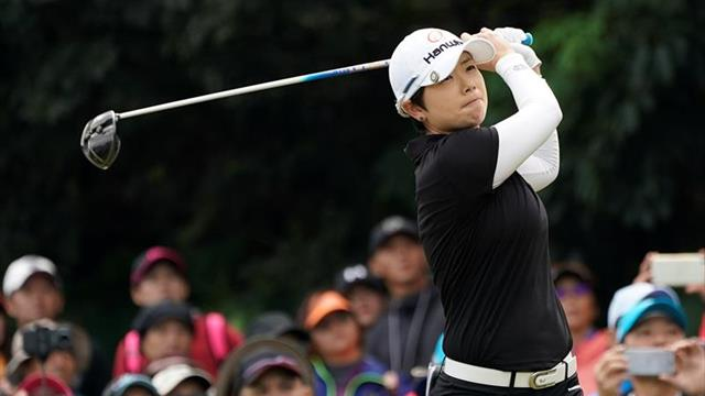 La surcoreana Ji gana en Florida y logra su quinto título en el LPGA Tour