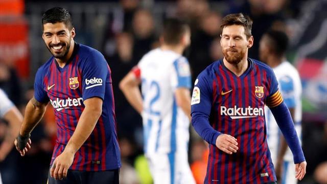 Imprescindible Messi