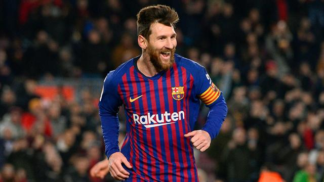 Messi to be unleashed against Girona