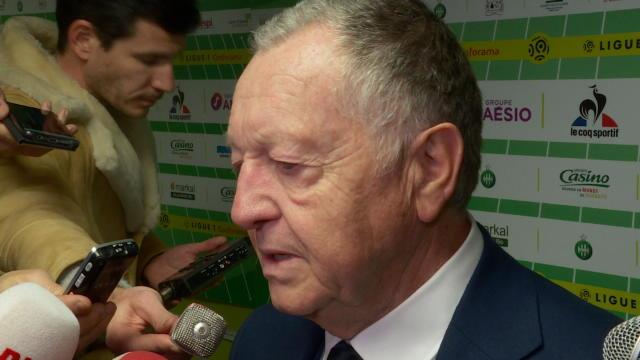 """Derby - Aulas : """"Le coaching a été gagnant"""""""