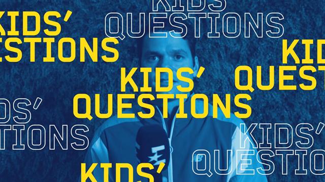 Kids' Questions: Milos Raonic reveals backgammon passion