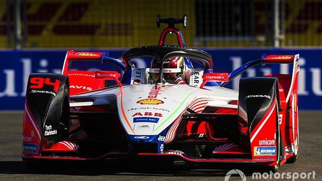 "Formula E energy management ""quite easy"" - Wehrlein"