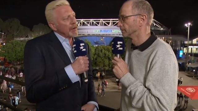Matchball Becker: Zverev-Debakel, Djokovic-Sieg und griechische Euphorie