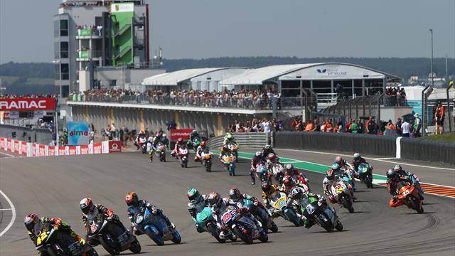 Motorrad-Kalender bestätigt: Rennen auf dem Sachsenring am 7. Juli