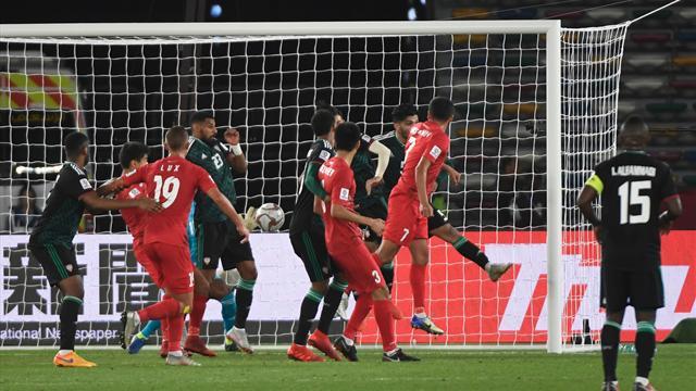 Киргизия вылетела после пенальти на 102-й минуте, но добилась исторического результата на Кубке Азии