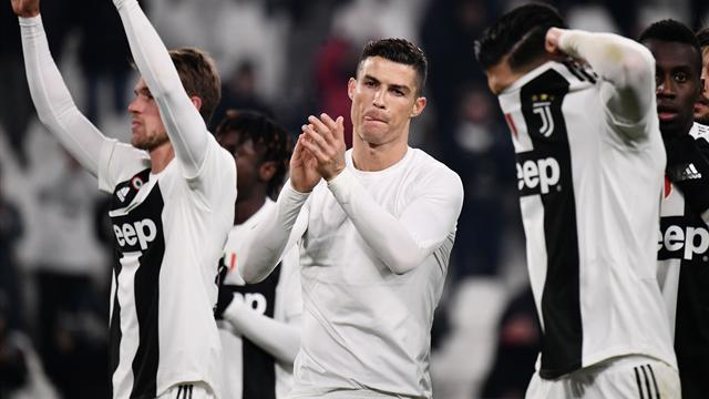 It can happen - Allegri plays down Ronaldo penalty miss