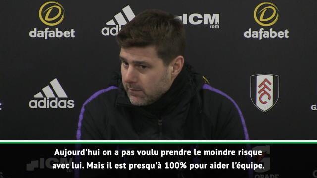 Tottenham - Pochettino annonce le retour de Lucas Moura