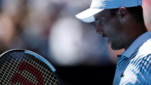 Open Australia 2019, Roberto Bautista-Stefanos Tsitsipas: Fin del sueño (5-7, 6-4, 4-6 y 6-7 -2-)