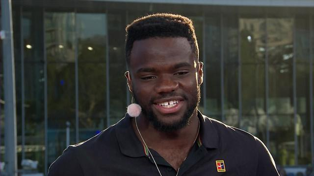 Tiafoe: Grand Slams are a completely different animal