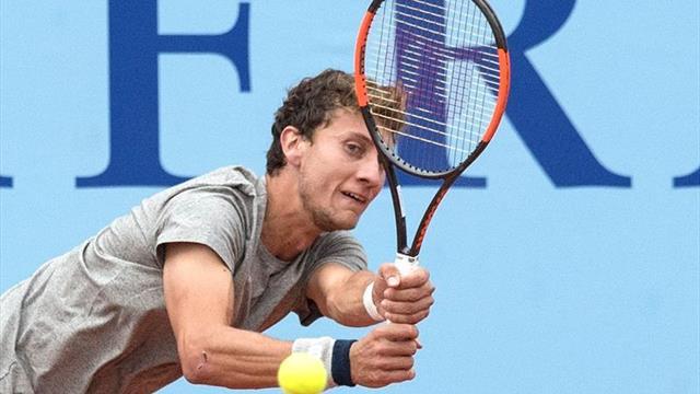 Los argentinos comienzan firmes la primera jornada el Punta Open en Uruguay