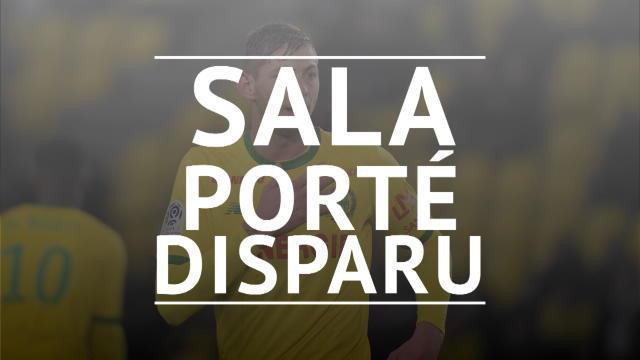 FOOTBALL - Un avion transportant Emiliano Sala a disparu