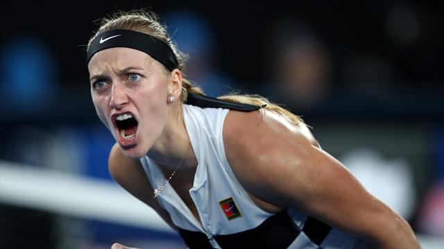 Petra Kvitova va in semifinale dopo 7 anni: Barty ko, l'Australia dovrà ancora attendere