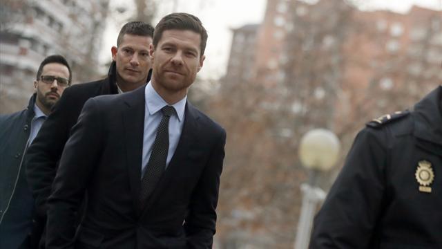Suspendido el juicio a Xabi Alonso hasta saber si la Audiencia Provincial es competente para ello