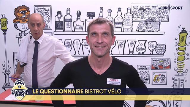 Meilleur pote, souvenir, idole : Yvon Ledanois répond au questionnaire Bistrot Vélo