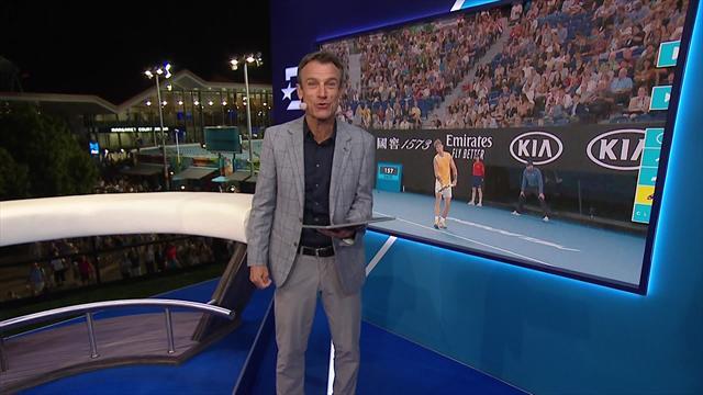 Ecco come Rafa Nadal ha trasformato il servizio per provare a rivincere gli Australian Open