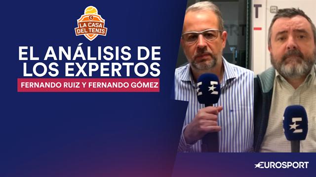 Open Australia 2019: Los expertos Eurosport ponen nota a la actuación española en Melbourne