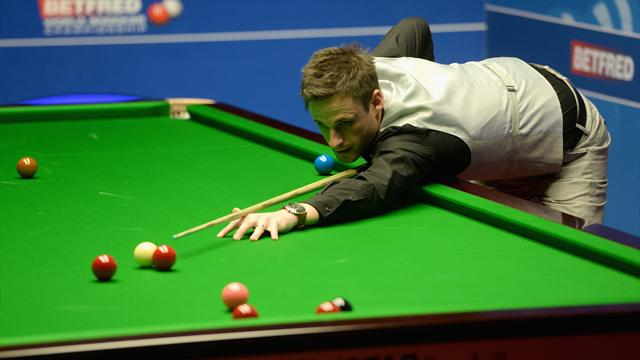 Gilbert makes 147th 147 in snooker history