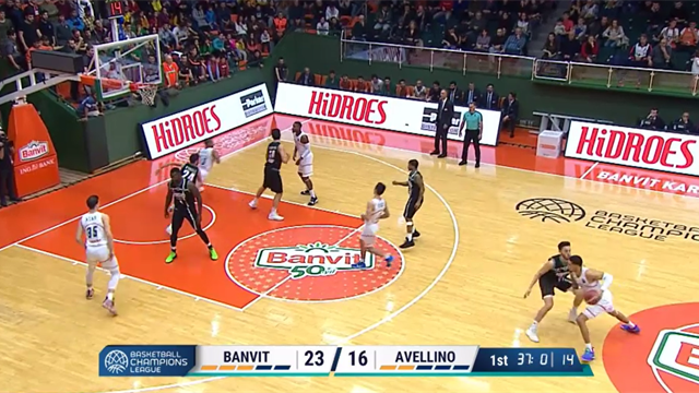 Highlights: Banvit-Sidigas Avellino 96-88