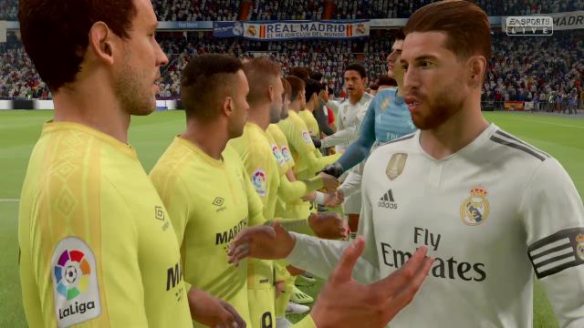 Copa del Rey Virtual: Así ha quedado el Madrid-Girona