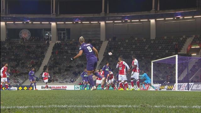 Huit buts et une incroyable course-poursuite : Toulouse passe après un match fou