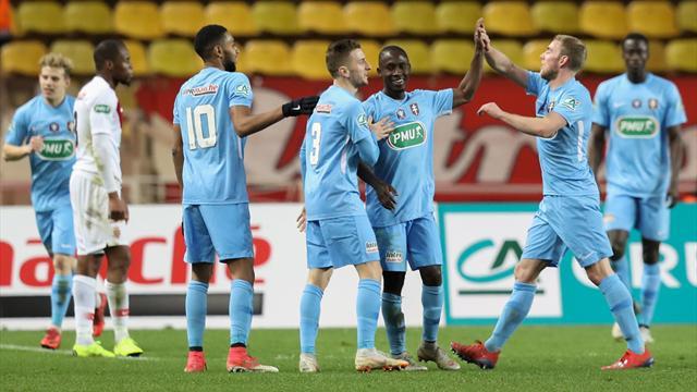 Monaco a encore sombré : les temps forts de la qualification messine