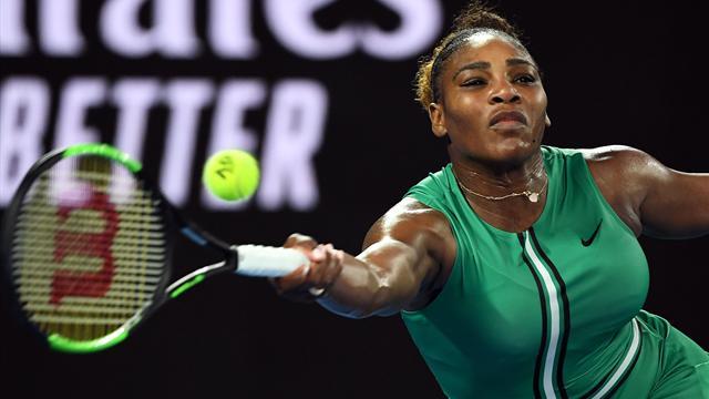 Sans jouer, Serena va faire son grand retour dans le top 10