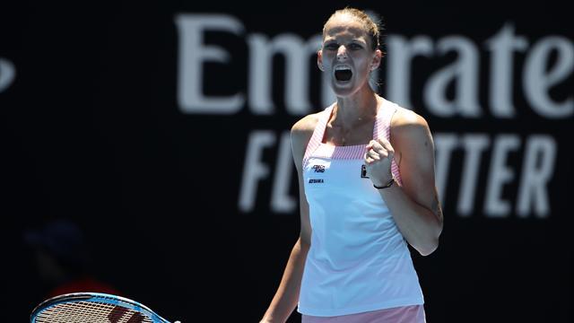 """Open Australia 2019, Conchita, a Eurosport: """"Orgullosa de Karolína, nunca se ha dejado ir"""""""