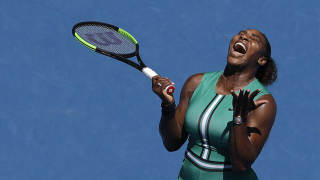 Se høydepunktene: Williams ute etter thriller av en kvartfinale