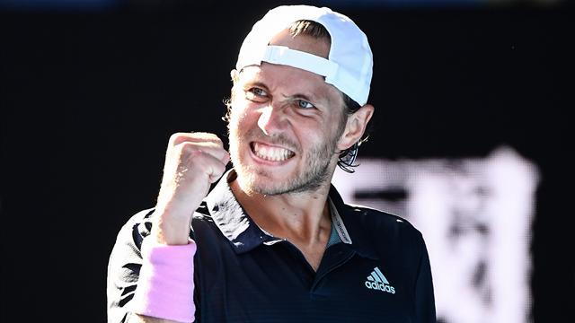 «Я не особо хотел играть в теннис». Моресмо спасла карьеру Пуя и провела в полуфинал АО
