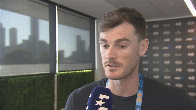 Jamie Murray: We haven't talked about playing doubles with Andy