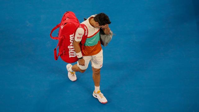 """Mouratoglou : """"Nishikori avait passé trop de temps sur le court pour battre Djokovic"""""""