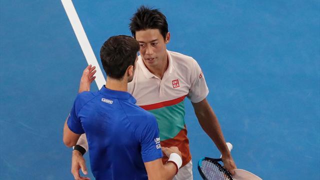 Motstanderen trakk seg – Djokovic til semifinale