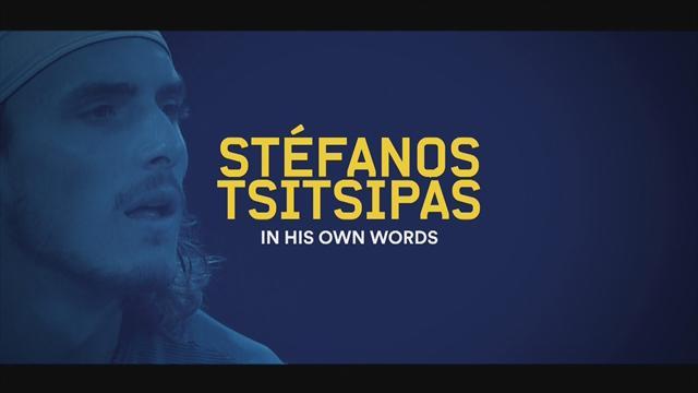 Open de Australia 2019: ¿Quién es Stefanos Tsitsipas? Así se define el próximo rival de Rafa Nadal